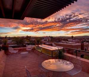Old building converted into a family home – Chihuahua, Mexico
