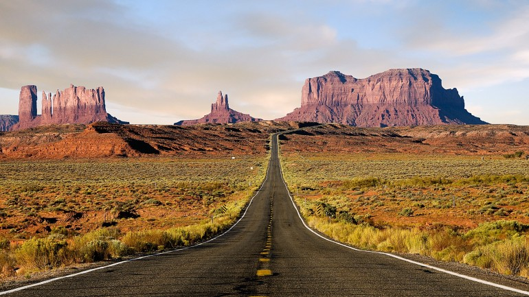 Road to The Grand Canyon – Photography Wallpapers