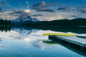Stunning Lake Landscape – Photography Wallpapers