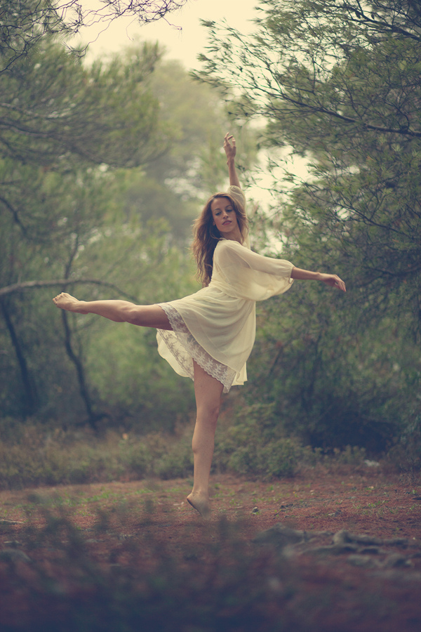 Woodland dance by Orestis Charalambous