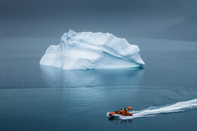 Arctic Iceberg Landscape – Photography Wallpapers