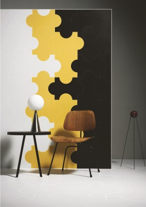 Indoor ceramic wall/floor tiles PROGETTO TRIENNALE by MARAZZI