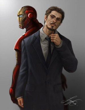 Stark by kamillyonsiya on DeviantArt | Superheroes and Villains Realistic Versions | Pinterest