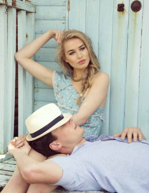 Summer Dreams by Lacey Jayne Clements