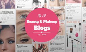 Top 15 UK Beauty & Makeup Blogs 2015 List