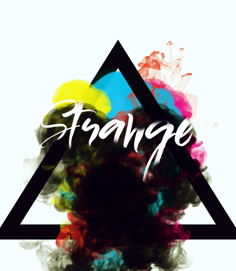 the stranger between colors