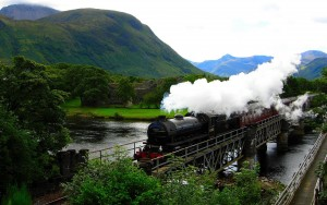 Vintage Steam Locomotive – Photography Wallpapers