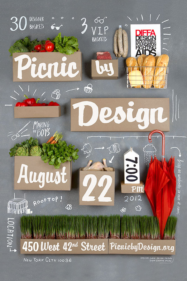 DIFFA's Picnic by Design 2012