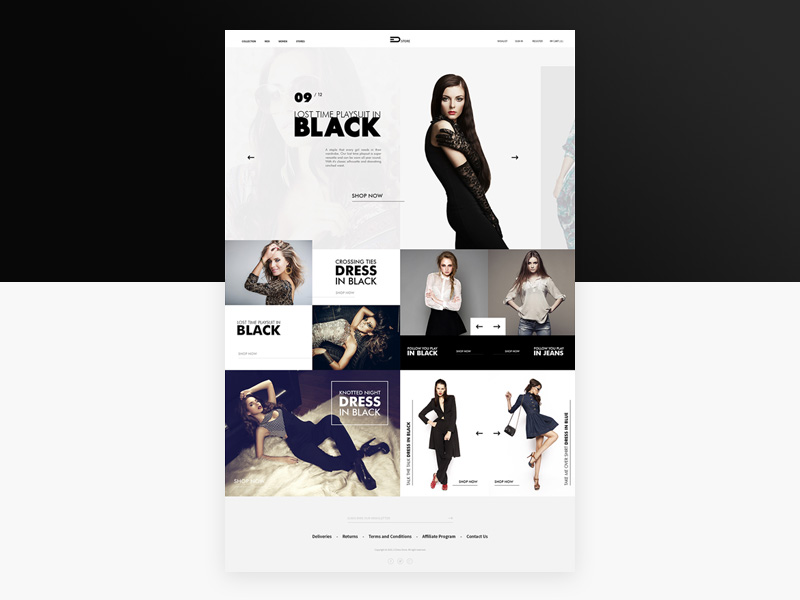 EDStore Fashion Store Template