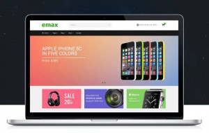 eMax : Free WooCommerce Theme for Electronics Store