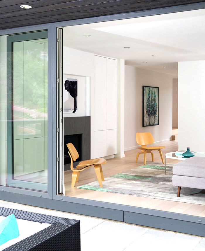House Project for the Canadian Suburban – Modern and Full of Light – InteriorZine