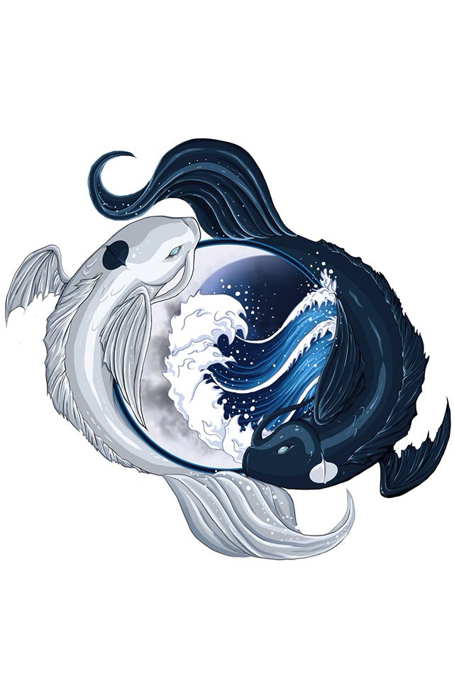 Yin and Yang, Tui and La Artist Unknown