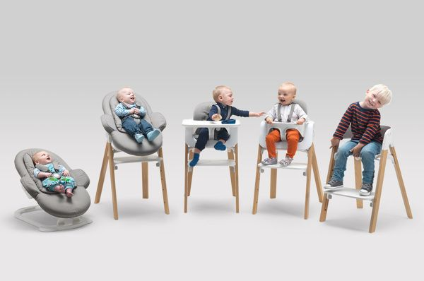 Stokke Steps high chairs