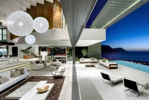 Amazing South Africa Luxury Home with view of the Atlantic Ocean – InteriorZine
