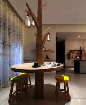Comfortable Practical and Welcoming Apartment in Taiwan – InteriorZine