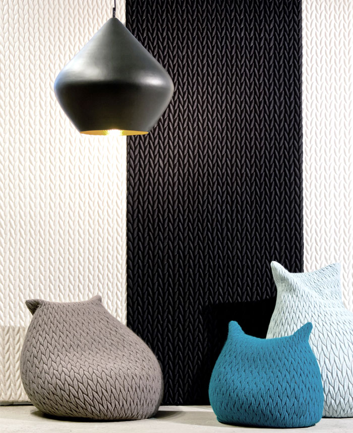 3D Textile With Good Acoustic Isolation – InteriorZine