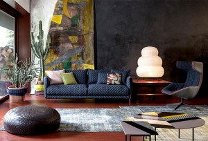 Fantastic Upholstered Furniture by Moroso – InteriorZine