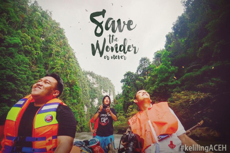 Save The Wonder or Never