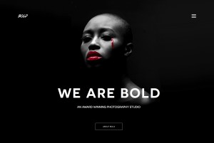 Bold is an award-winning photography studio in San Francisco CA with a laser sharp focus on crea ...