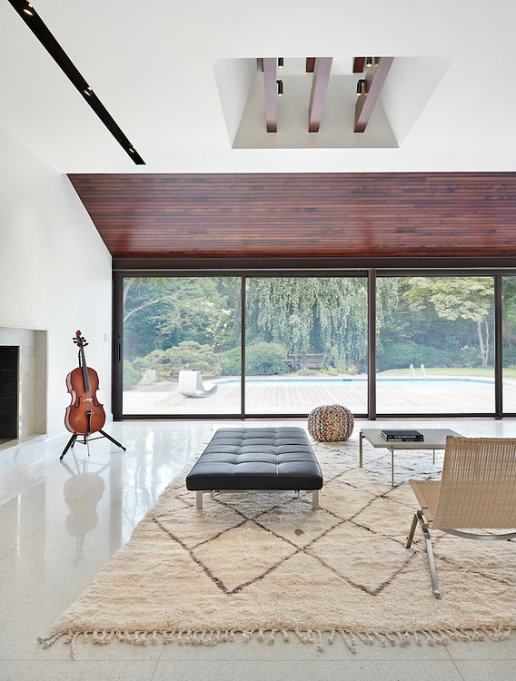 Long Island Residence – renovation and conservation by CDR Studio