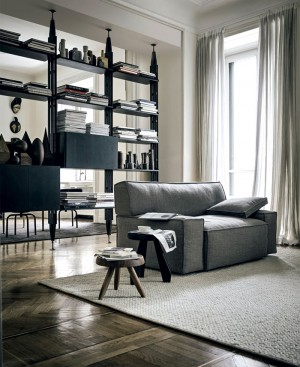 Modular Furniture Unit by Philippe Starck for Cassina – InteriorZine