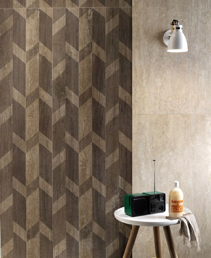 New Line Floor and Wall Tiles Design by Diego Grandi – InteriorZine