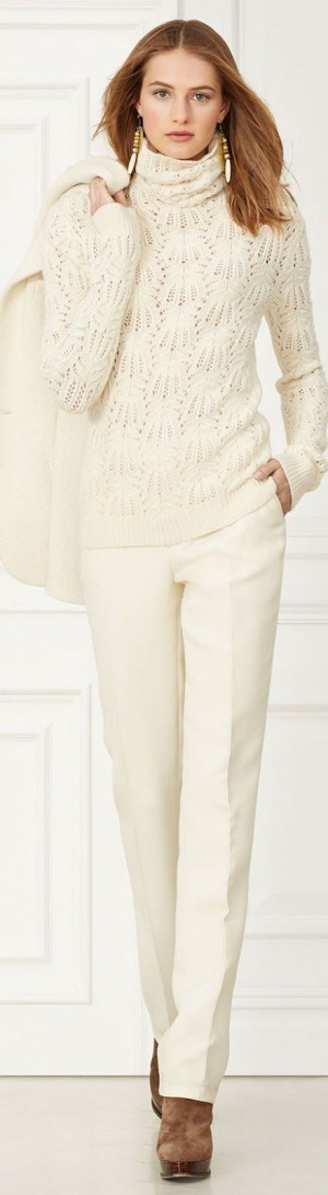 RALPH LAUREN McKAYLA WOOL PANT Fall 2015 | STYLE ME | Pinterest | Ralph Lauren, Pants and Wool