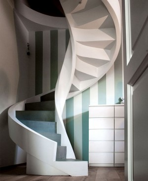 Rizzi's Spiral Staircases that Offer Great Functional Comfort – InteriorZine