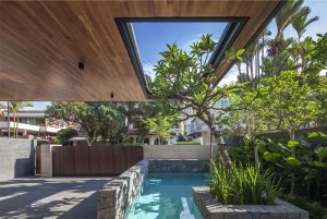 Singapore House With Sunny Roof Terrace – InteriorZine