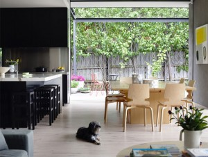 Small Spacious House Design by Foong + Sormann Architects – InteriorZine