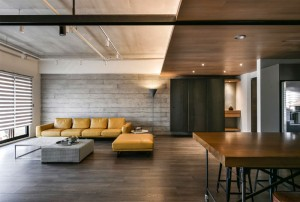 Trendy Urban Space by AYA Living Group – InteriorZine