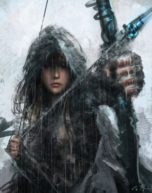 archer | Art | Pinterest | Warriors, Deviantart and Rain