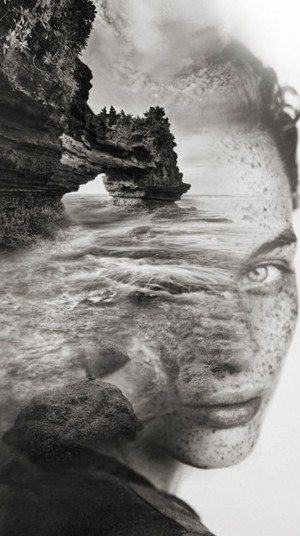 ☆ By Antonio Mora ☆ | Abstract Photography | Pinterest | Double Exposure, Artworks and Just Be