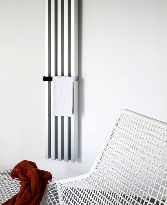 Designer Bathroom Radiators by Tubes Radiatori – InteriorZine