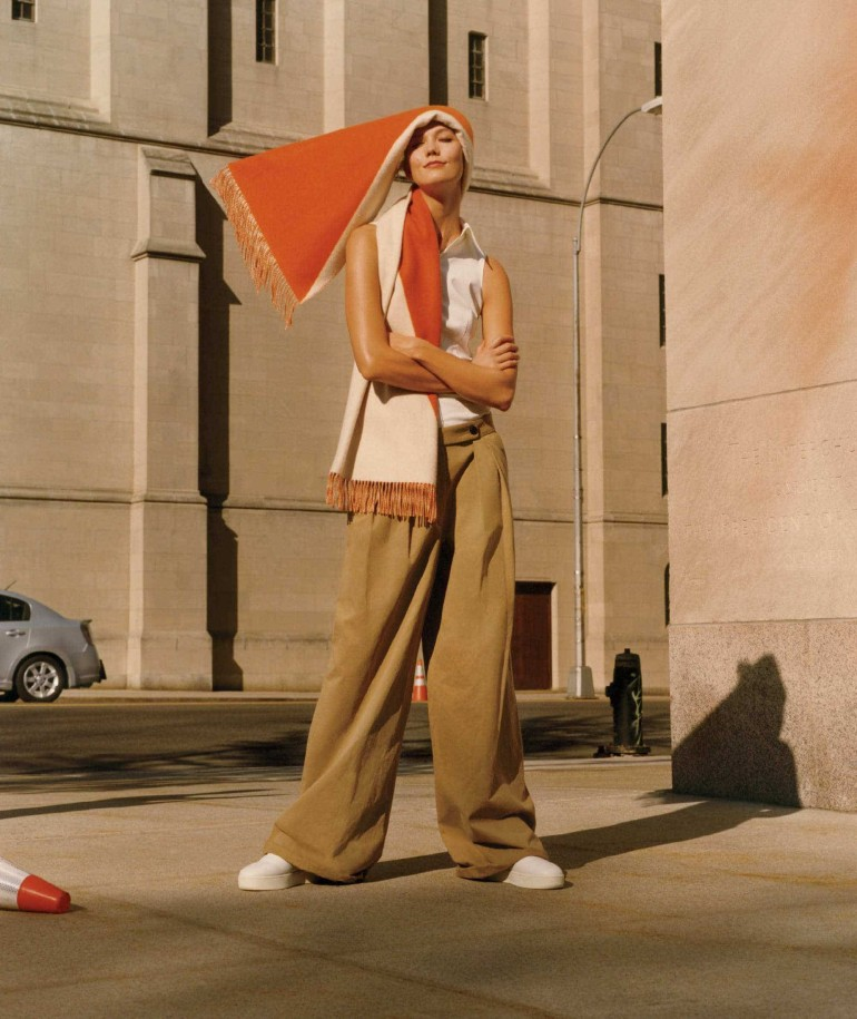 Fashion Photography by Jamie Hawkesworth
