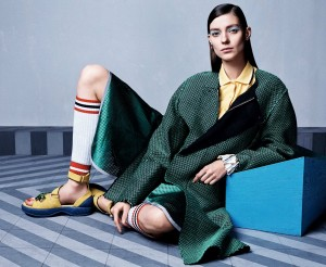 Fashion Photography by Josh Olins