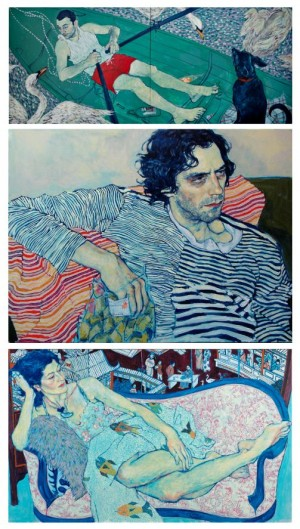Illustrations by Hope Gangloff One of the artists where every single expression already starts t ...