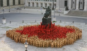 Mass Photography by Spencer Tunick
