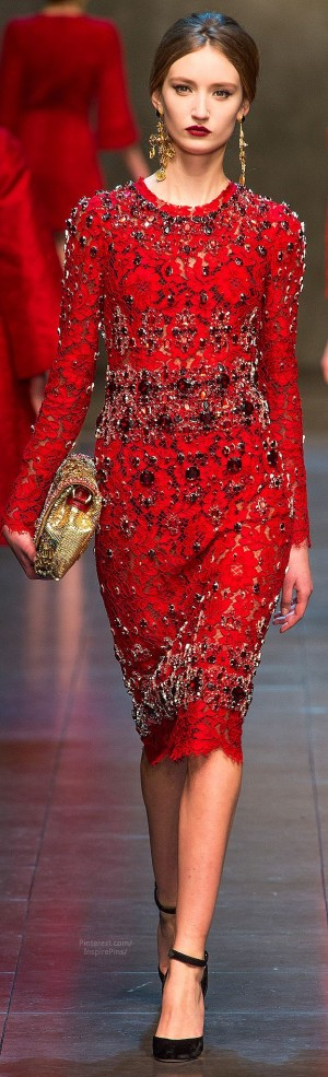 red – Dolce & Gabbana | Fashion | Pinterest | Dolce & Gabbana, Red and Fashion