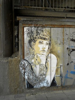 Street Art by French Artist C215 | Street Art | Pinterest | Street Art, Artists and French