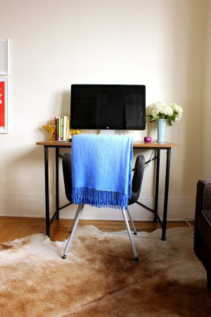 No room for a home office in YOUR apt?
