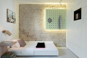 When Color Meets Calm – 55 Meters in Central Tel Aviv