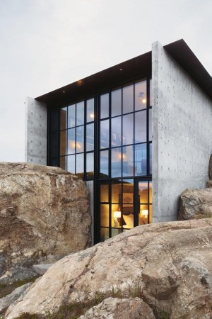 Concrete House by Olson Kundig Architects