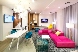 Ibis Styles Hotel by EC-5 Architects – InteriorZine