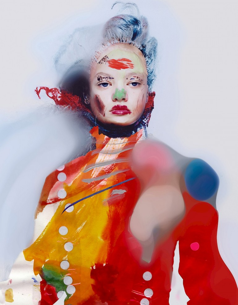 Nick Knight, Dolls, SHOWstudio, 2000