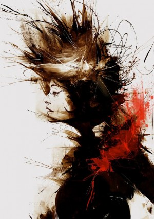 Re-Visited by Russ Mills | Artsy Fartsy | Pinterest | Illustration, Abstract and Artists