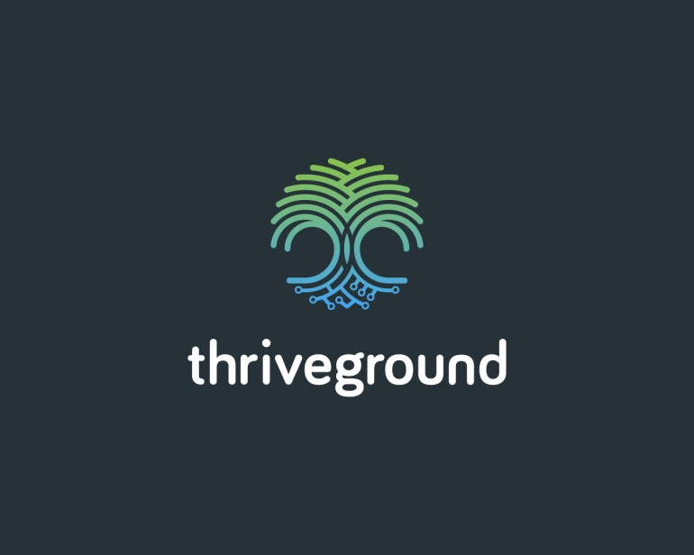 """Logo for new SEO company in Milwaukee. Motto: """"Let's thrive together!"""""""