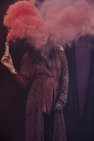 Learn to Disappear in a Cloud of Smoke