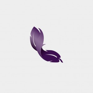 Feather Logo Mark