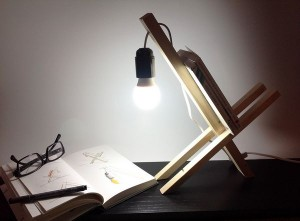 Lampe Louma table lamp by Amaury Dubois